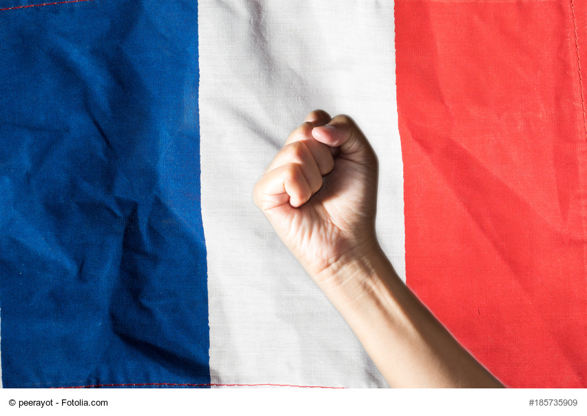 Französische Revolution Symbolbild